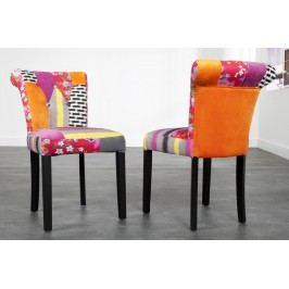Stolička IBIZA II - viacfarebná
