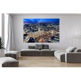 Obraz HAMBURG RADNICA 100x140 cm - viacfarebná