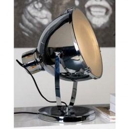 Stolná lampa SPOT ON - strieborná