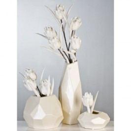 Váza SAYO M - biela