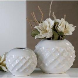 Váza MERIDA - biela