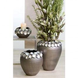 Váza PALATIN L - bronzová