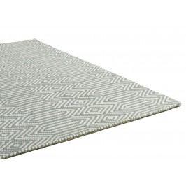Sloan koberec - kačacie vajce (modrá)