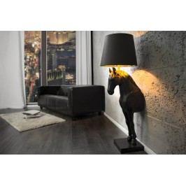 Stojaca lampa BEUTY - čierna