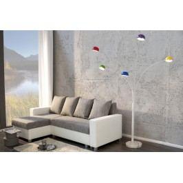 Stojaca lampa FIWE - biela