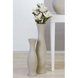 Váza GRAIN - sivá
