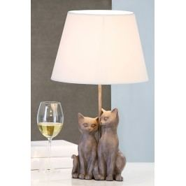 Lampa CHAT PAIR - sivá