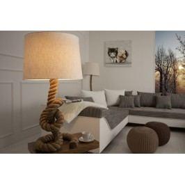 Stolná lampa SEVER SEAN 85 cm - krémová