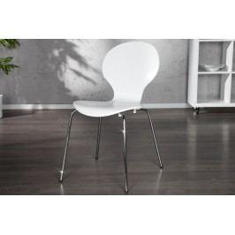 Stolička HOUSTON - biela
