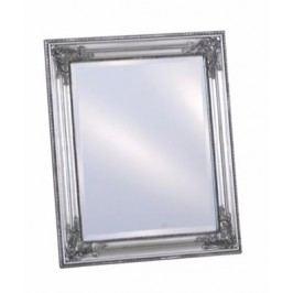 Zrkadlo na stenu - strieborná