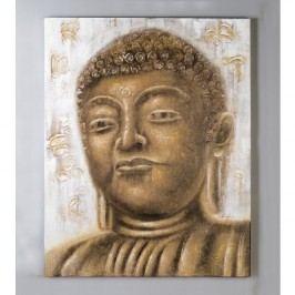 Obraz BUDDHA - hnedá