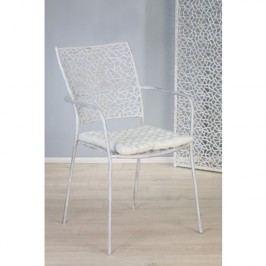 Stolička SISLEY - biela