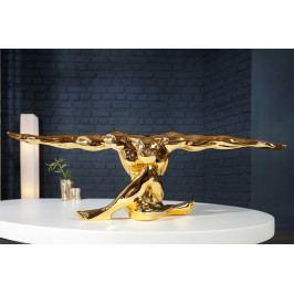 Bighome - Dekorácia ATLET GOLT 65 cm - zlatá