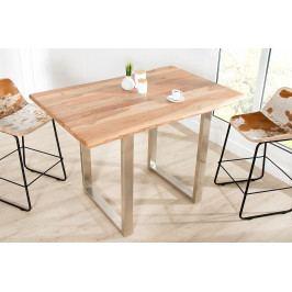 Bighome - Barový stôl MARMMU 120 cm - prírodná