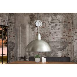 Bighome - Visiaca lampa HIGH RHYTHM XL 46 cm - strieborná