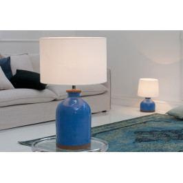 Bighome - Stolná lampa CLASIK 60 cm - modrá