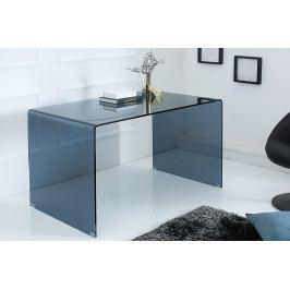Bighome - Písací stôl UNSEEN 120 cm - antracitová