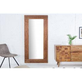 Bighome - Zrkadlo ERNEST 180x80 cm - prírodná