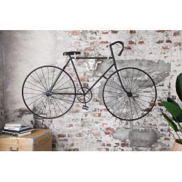 Bighome - Nástenný držiak na bicykel BÝK - strieborná