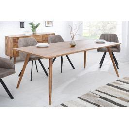 Bighome - Jedálenský stôl MOZAIKA 200 cm - prírodná