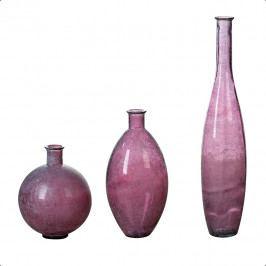 Bighome - Váza GALO 59 cm - fialová