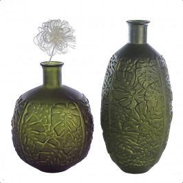 Bighome - Váza VELSA 62 cm - zelená