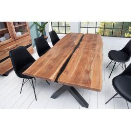 Bighome - Jedálenský stôl ZONA 200 cm - prírodná