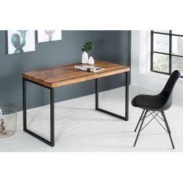Bighome - Písací stôl FUSIA 118 cm - prírodná