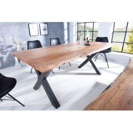 Bighome - Jedálenský stôl MATUM 180 cm - prírodná