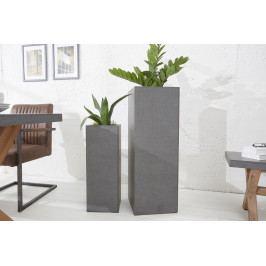 Bighome - Podstavec CEMENTY 100 cm - šedá