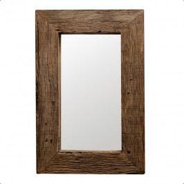 Bighome - Zrkadlo Bois 90x60 cm - prírodná