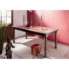 Bighome - COLORES Jedálenský stôl 200x100 cm, staré drevo