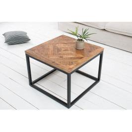 Bighome - Konferenčný stolík INFAN 60 cm - prírodná
