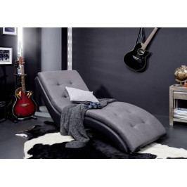 Bighome - SKY relaxačné kreslo, sivá