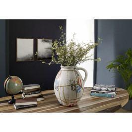 Bighome - DEKOR Váza 45 cm, viacfarebná