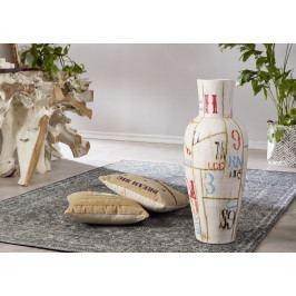 Bighome - DEKOR Váza 60 cm, viacfarebná