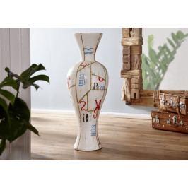 Bighome - DEKOR Váza 100 cm, viacfarebná