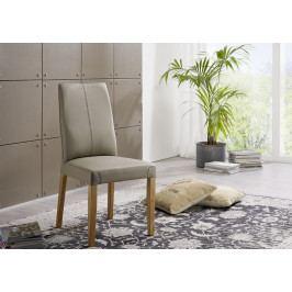 Bighome - VIENNA Jedálenská stolička, sivá