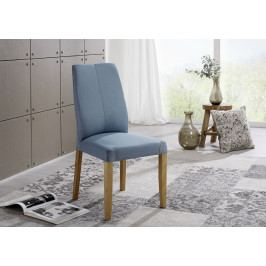 Bighome - VIENNA Jedálenská stolička, modrá