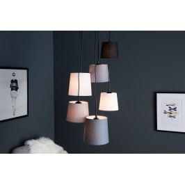Bighome - Visiaca lampa LAVELS - viacfarebná