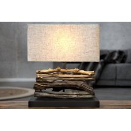 Stolná lampa LUPUS III - béžová