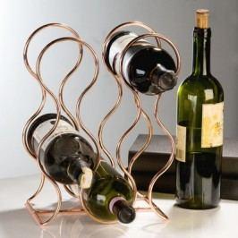 Stojan na víno NORTON - medená