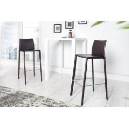 Barová stolička MINOLA - kávová