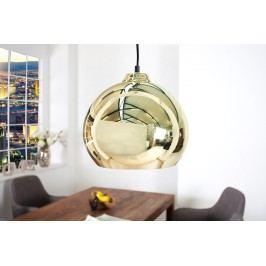 Lampa GOLDEN - zlatá