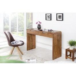 Písací stôl GOU 120 cm - prírodná