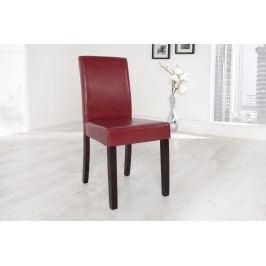 Stolička GEAN - červená