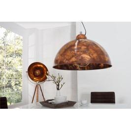 Závesná lampa STD - medená