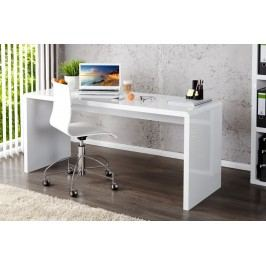Písací stôl TRADE - biela