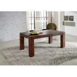 MAMMUT Koloniálny jedálenský stôl 160x90 masívne akáciové drevo