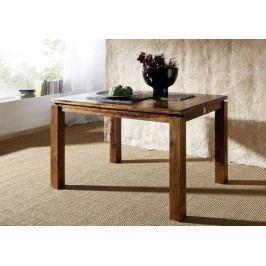 Masívny indický palisander, jedálenský stôl 120x90 #152